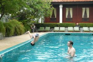 Indra Regent pool