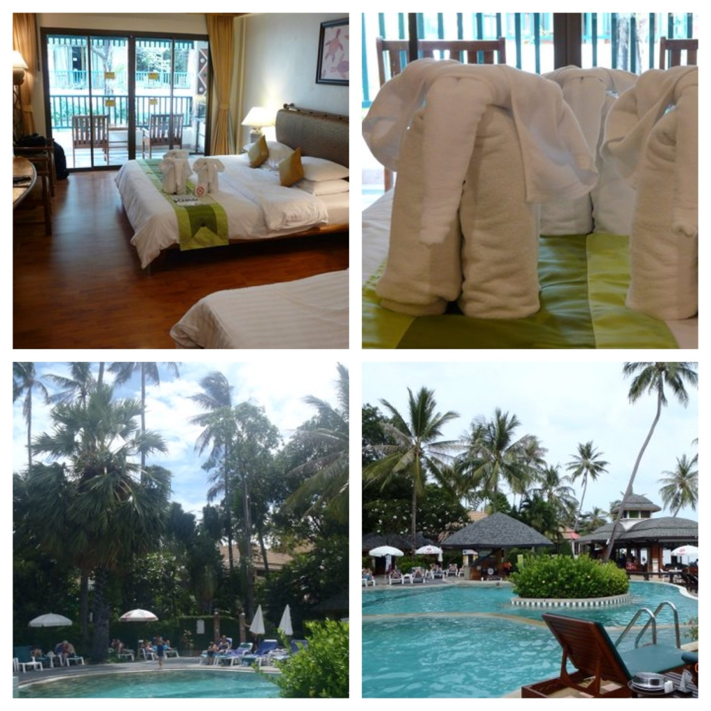 Chaba Cabana Resort: Top marks!