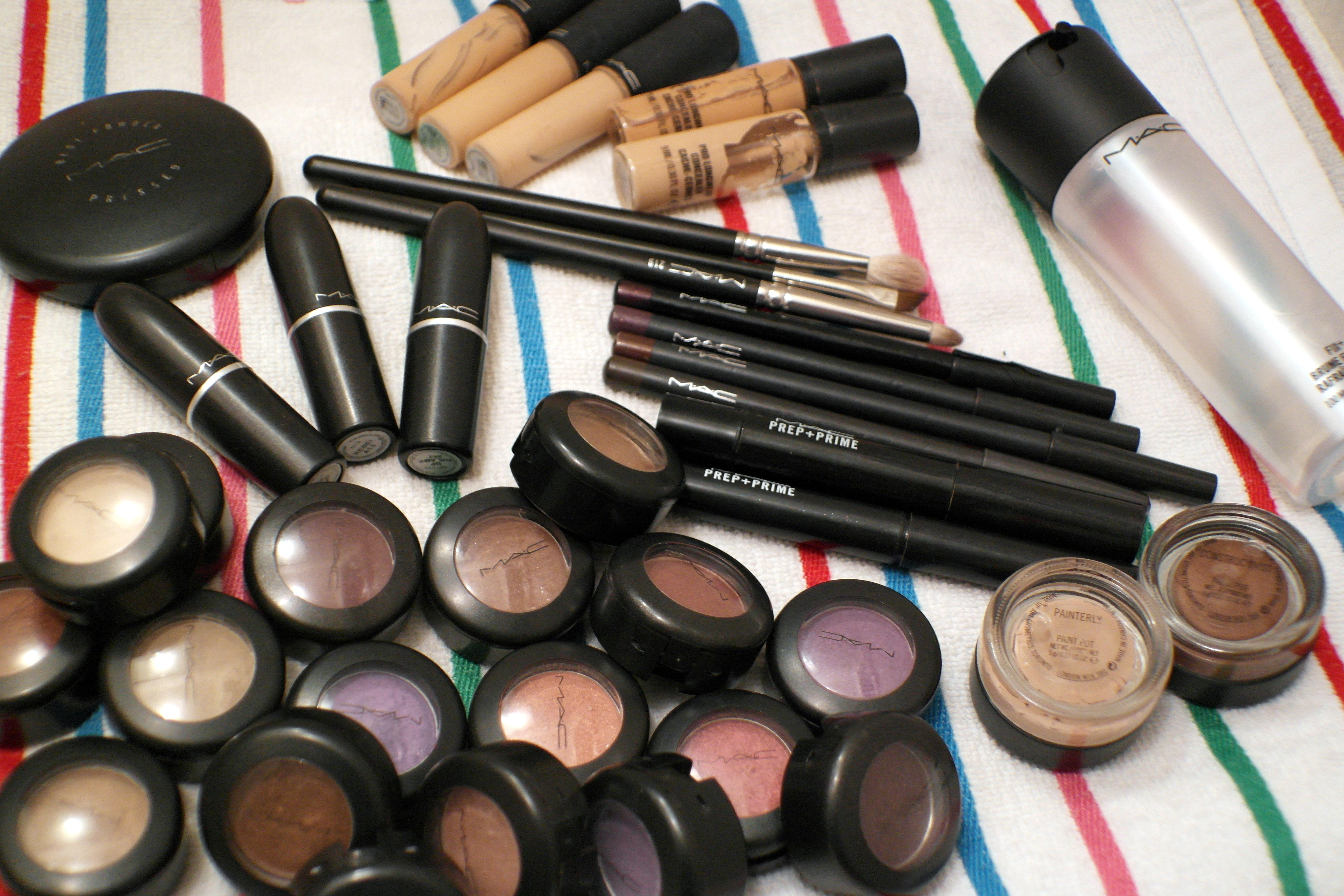 Seven Deadly Sins of Makeup - Beauty Tag - The Beauty Foodie