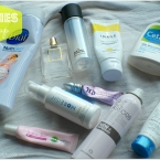 beauty blogger empties