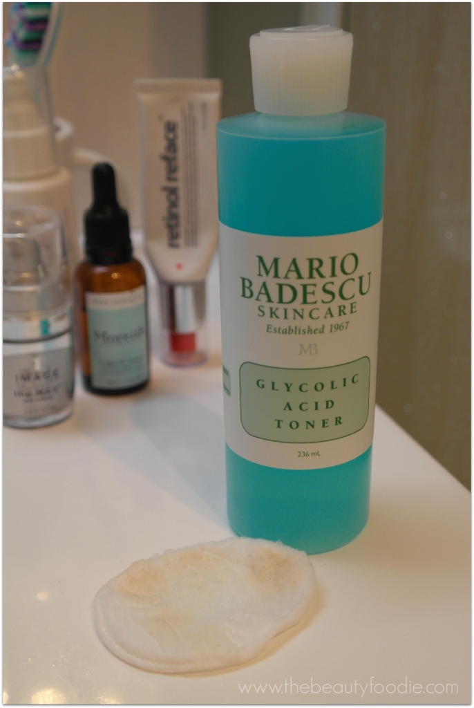 Mario badescu glycolic acid toner review