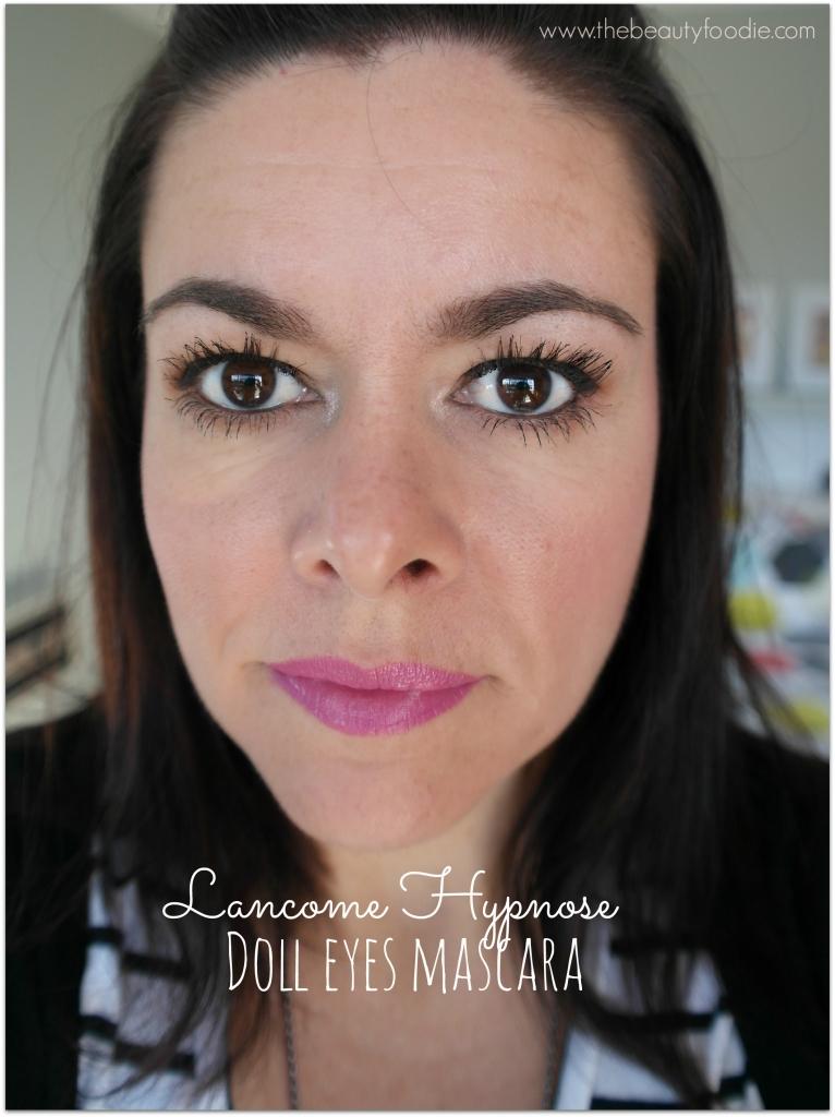 Lancome Hypnose Doll Eyes mascara review