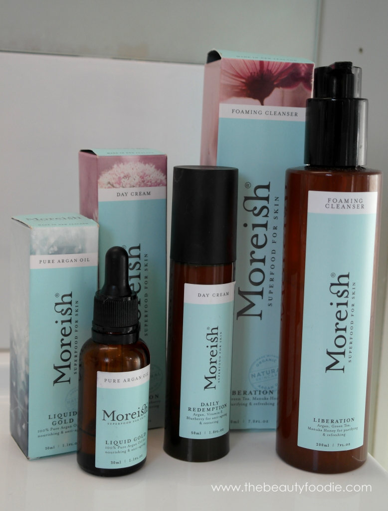 moreish skincare review