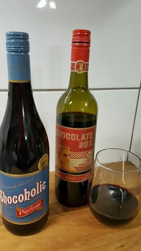 chocoholic pinotage review