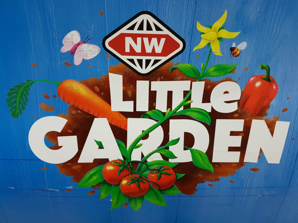 little garden new world