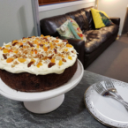 cafe style carrot cake recipe