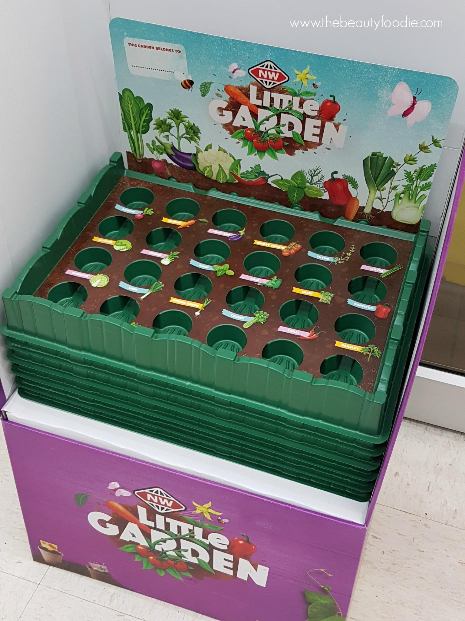 little garden collectors tray - Little Garden