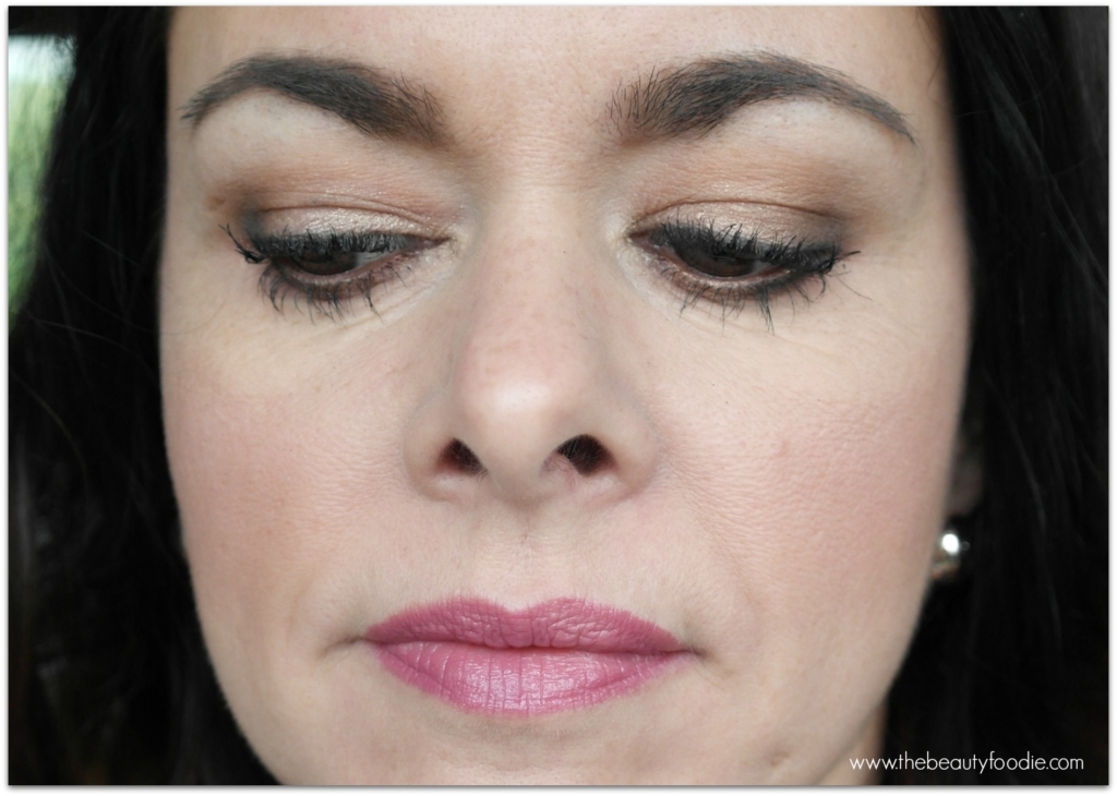 Max Factor MasterpieceNude Palette Review