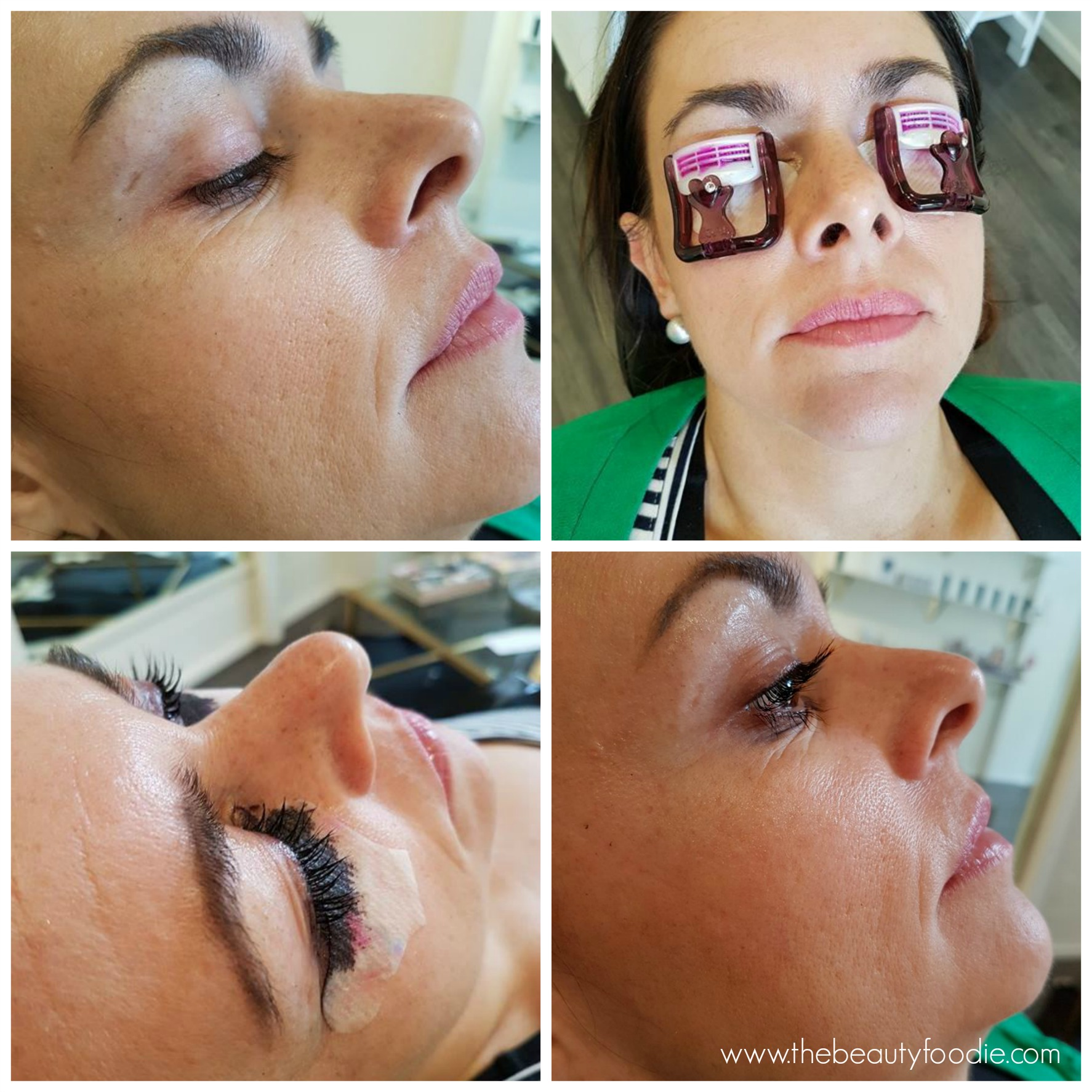 Lash lift review my experience straight lashes solutioingenieria Gallery