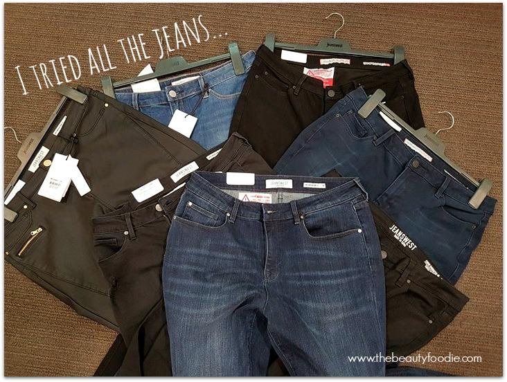 jeans west curve embracer 4