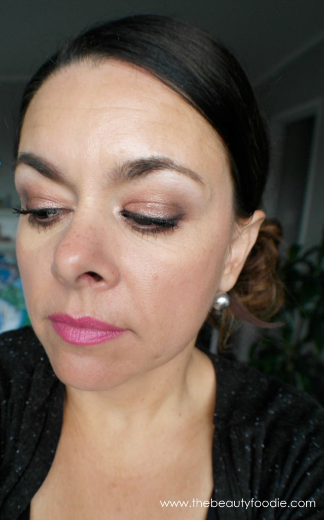 max factor masterpiece rose nudes eyeshadow palette review