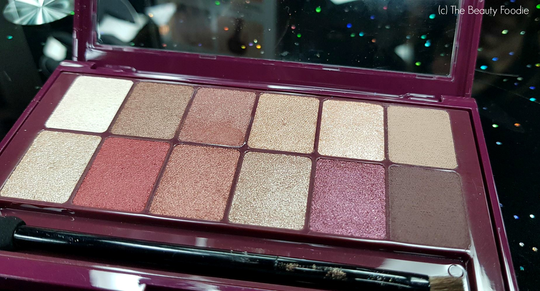 9df5a89707f Maybelline Burgundy Bar Palette Review - The Beauty Foodie